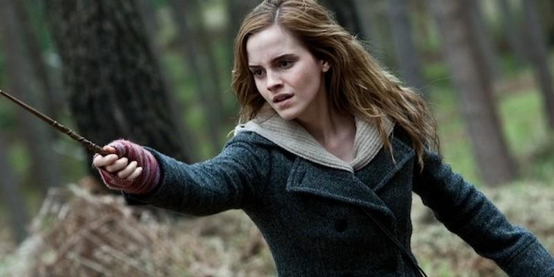 Resultado de imagen de Hermione hablando